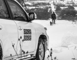 В Краматорске погиб наблюдатель ОБСЕ