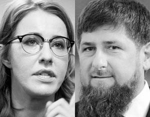 Собчак призвала Кадырова освободить главу чеченского «Мемориала»