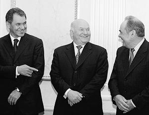 Бренд «Единая Россия» создали 16 лет назад Сергей Шойгу, Юрий Лужков и Минтимер Шаймиев