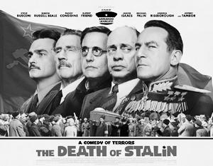 Политика: Показ фильма «Смерть Сталина» стал бы актом национального мазохизма