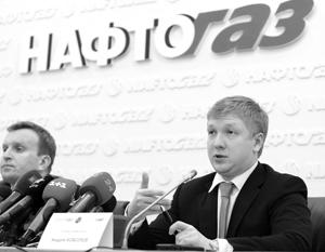 Нафтогазу выгодно быть должным Газпрому, чем украинским банкам