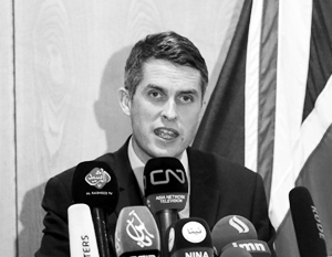 «Русские шпионят за нашей критически важной национальной инфраструктурой и спрашивают себя: «Как мы можем сделать больно Британии?» – рассказал Уильямсон