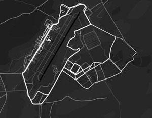 На интерактивной карте для спортсменов, отслеживающей маршруты людей с фитнес-трекерами, можно обнаружить военные базы США, например, в Афганистане, Сирии или Сомали