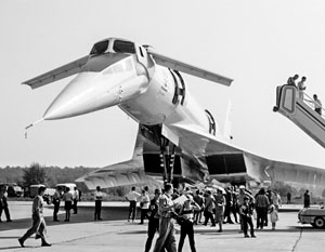 Повторить Ту-144 сегодня России было бы крайне сложно