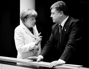 Лично Меркель еще не стала более «пророссийской», зато явно стала менее «проукраинской»