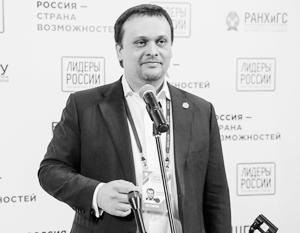 Губернатор Новгородской области Андрей Никитин станет одним из наставников победителей конкурса «Лидеры России»