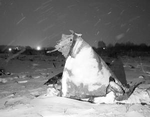 Авиакатастрофа в Раменском – это второе крушение Ан-148 за последние семь лет