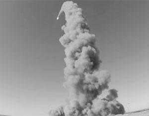 Россия успешно испытала новую противоракету в Казахстане