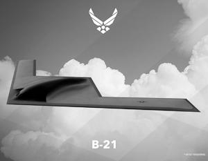 Особым пунктом в бюджете выделены средства на разработку «долгожданного» бомбардировщика Northrop Grumman B-21 Raider