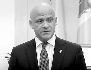 В Киевском аэропорту задержали мэра Одессы