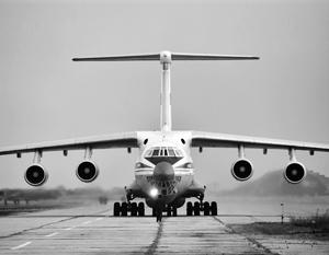 Модернизировать Ил-76 в Ульяновске помогают соотечественники из Ташкента, где в советские годы и производили этот самолет