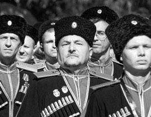 Удивительно, но даже в «казачьем государстве» казаки составляли меньшинство