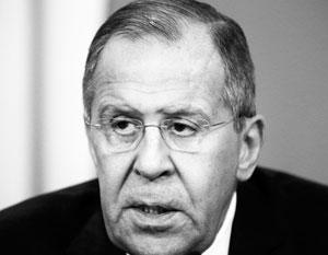 Лавров: США решили обособить от Сирии огромный кусок