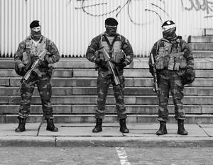 ЕС собрался впервые применить собственные боевые группы