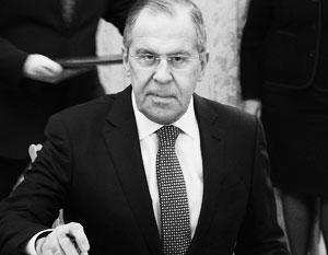Лавров обвинил США в недоговороспособности из-за планов остаться в Сирии