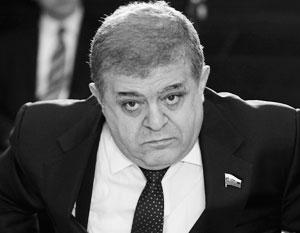В Совфеде ответили на призыв Порошенко запретить флаг России