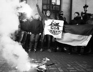Здание Россотрудничества в Киеве из-за «форс-мажора» оставили без охраны