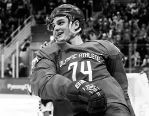 «Мы сделали свою работу!» – заявил новый герой соцсетей, 24-летний нападающий сборной по хоккею Николай Прохоркин