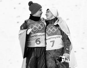 Юрий Дудь восхитился объятиями русского с украинцем на пьедестале на Олимпиаде