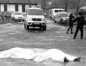 Жертвами террориста, открывшего стрельбу у храма, стали пять женщин