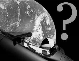 Зачем Илон Маск запустил машину в космос?