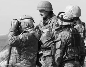 За откровение в плане Расмуссена выдается численность и национальный состав миротворцев