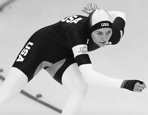 В Сети высмеяли форму американских конькобежцев