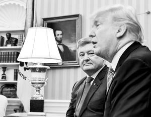 Белый дом похвалился тем, что Трамп «вооружил Украину»