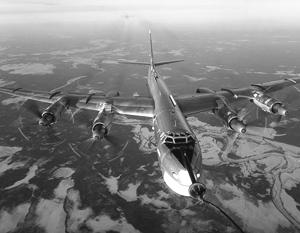 Японские истребители сопроводили российские Ту-95МС