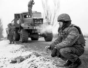 Сопровождающие любую войну зверства бьют по психике солдат с любой стороны фронта