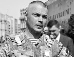 Генерал Михаил Забродский, судя по всему, главный кандидат на пост командующего Объединенными силами Украины в Донбассе
