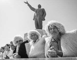 Некогда Кизляр был русским форпостом на Кавказе, и казаки составляли большинство населения города