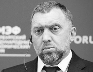 Дерипаска ушел с поста президента En+ Group