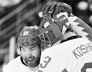 Российские хоккеисты впервые за 20 лет на ОИ вышли в финал