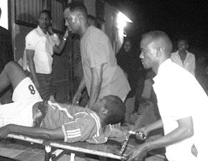 Жертвами взрывов в столице Сомали стали почти 20 человек