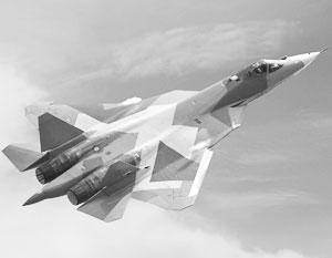 В Сети появилась информация о прибытии новых Су-57 в Сирию