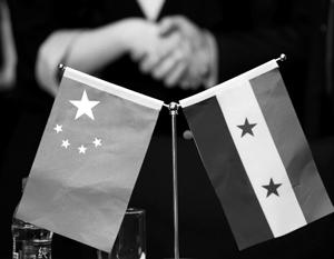 Китаю помогает то, что на Ближнем Востоке его не воспринимают как колонизатора. Возможно, зря