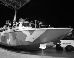 «Калашников» поставил Минобороны десантные катера