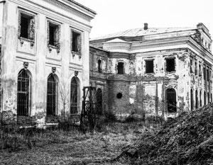 Усадьба Чернышовых в селе Ярополец, Московская область