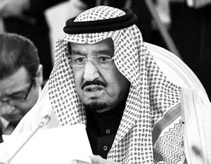 Саудовский король отправил начальника Генштаба в отставку