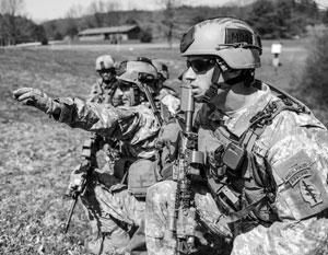 В последние годы элитный американский спецназ используется для выполнения задач, не входящих в сферу его компетенции