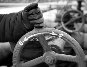 Закрученный Россией газовый вентиль заставляет жителей Украины закручивать краны батарей отопления