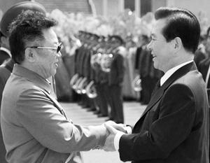 Идею воссоединения Кореи еще 18 лет назад закрепили в декларации два лидера – два Кима