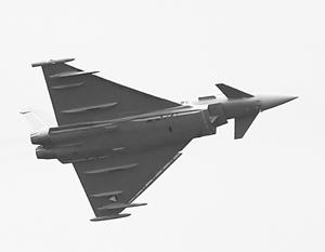 Лондон договорился с Эр-Риядом о продаже 48 истребителей Typhoon