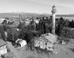Американцы хотят обеспечить себе вид сверху на Абхазию и Южную Осетию