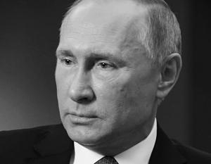 Владимир Путин в фильме «Миропорядок-2018»