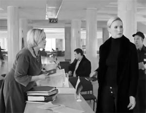 Елена Летучая устроила «проверку» президентских выборов