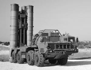 Российские комплексы С-400 – лучшая гарантия безопасности наших военных в Сирии