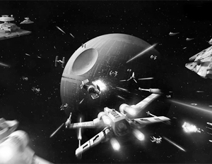 «Звезду смерти» в Пентагоне придумали задолго до Джорджа Лукаса, но именно сейчас звездные войны перестают быть фантастикой