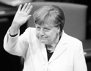 Меркель в четвертый раз избрана на пост канцлера Германии